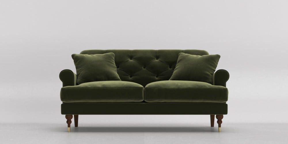 7 Luxurious Velvet Sofas To Buy For Your Living Room Velvet Sofa