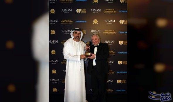 مركز دبي التجاري يفوز في حفل جوائز السفر العالمي 2017 حصل مركز دبي التجاري العالمي على لقب المركز الرائد للمعارض والمؤتمرات في منطقة Lab Coat