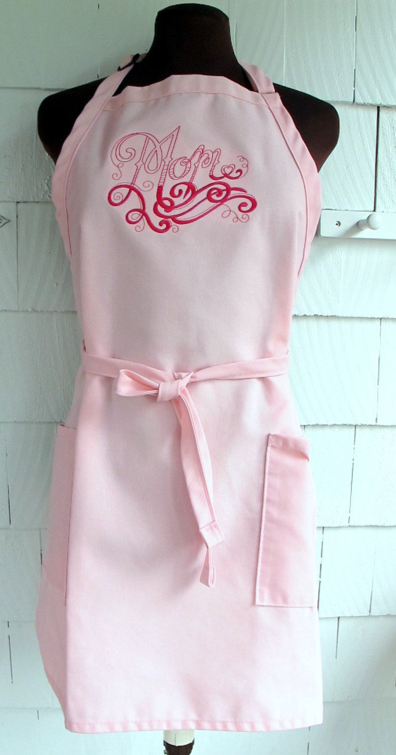 Gift for mom mothers day ready to ship mom apron