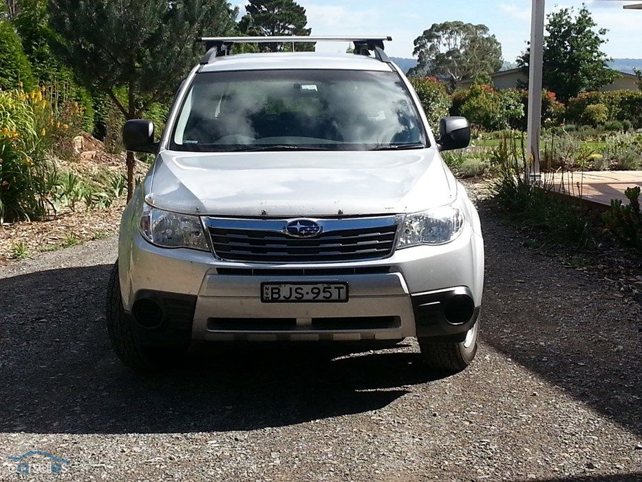 2009 Subaru Forester S3 X MY09 Sports Automatic All Wheel