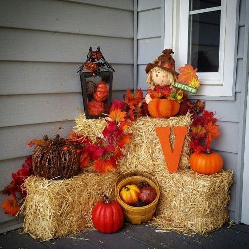 37 Most Beautiful DIY Fall Decor Ideas for The Porch