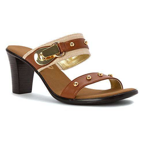 Onex Womens Penelope Dress Sandal Luggage 11 M US >>> Want to know more, click on the image.
