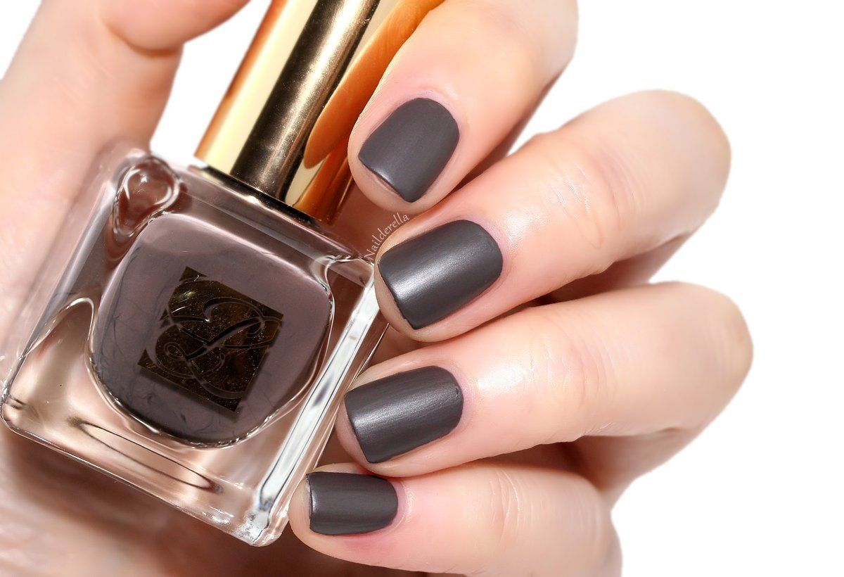 Estée Lauder - Matte nail polishes | Nailderella | Beautiful Nail ...