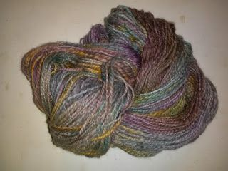 alpaca handspun; kettle dyed