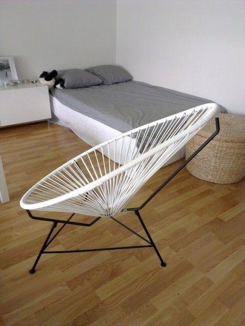 Acapulco Chair - http://whiteandfresh.casablogit.fi/