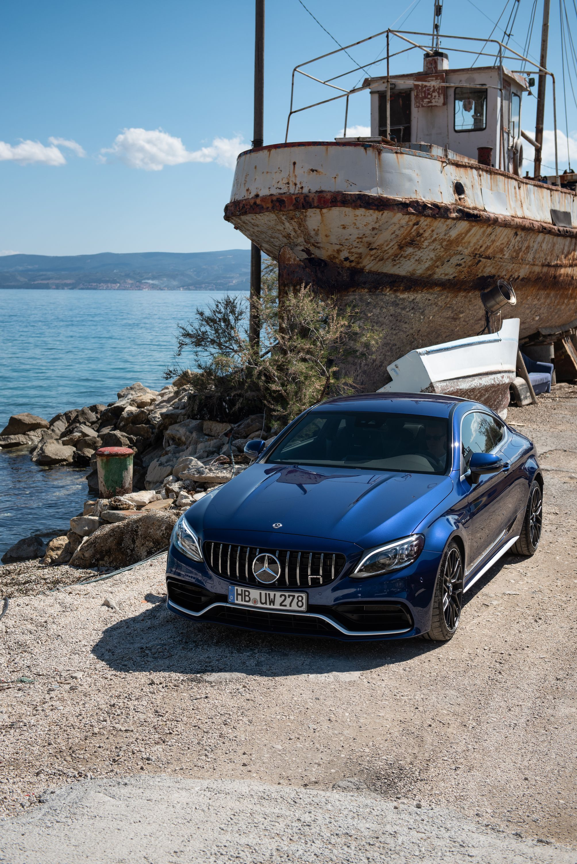 Photo of The new Mercedes-Benz C-Class Coupé and Cabriolet.