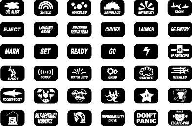 Center Button Stickers - Smart Car Forums | Car Ideas | Jeep