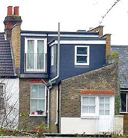 L Shaped Dormer Loft Conversion (With images) Terraced