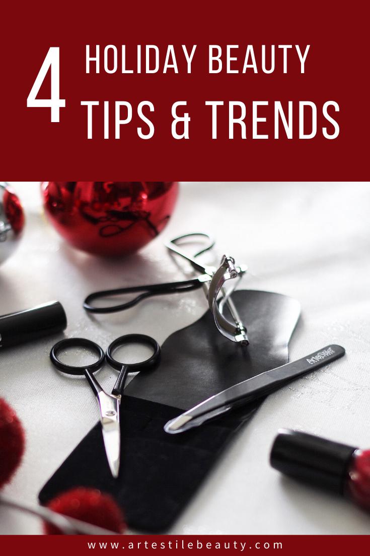 11 Holiday Beauty Tips and Trends  Holiday beauty, Beauty hacks
