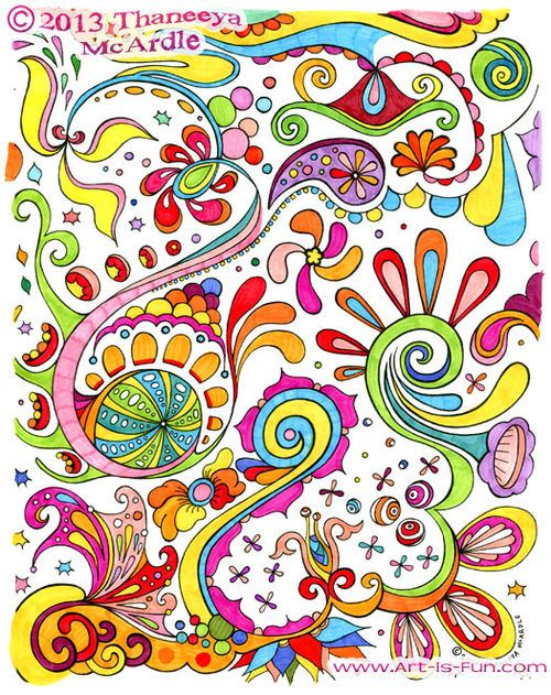 free adult coloring page example free adult coloring pagesactivity - Coloring Book Art