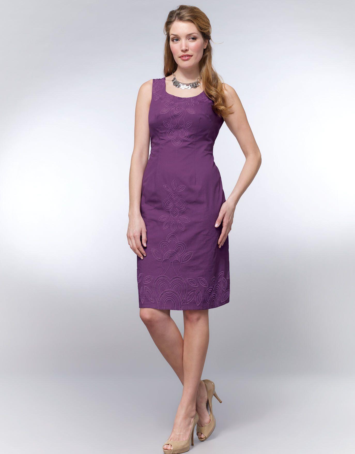 Debut Pink lace wrap shift dress- at Debenhams.com   Bridesmaids ...