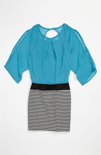 Sally Miller Stripe Dress (Big Girls) available at #Nordstrom #sallymiller