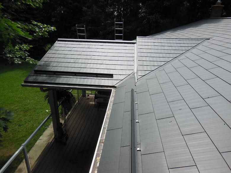 Slate Grey Retro Vert Diamond Steel Roofing New Rectangular Shingles Metal Roofing Steel Roofing Metal Roof Metal Shingles