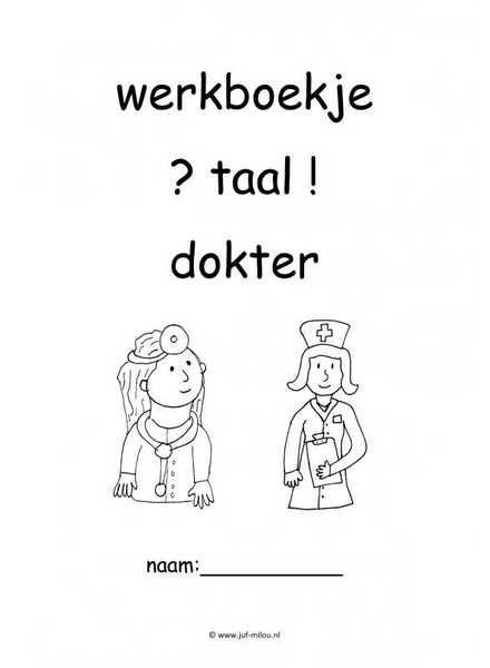 Werkboekje taal dokter 2