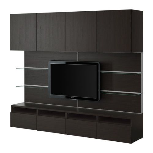 ikea tv wall units does floor speakers need to be on the floor home theater forum and. Black Bedroom Furniture Sets. Home Design Ideas