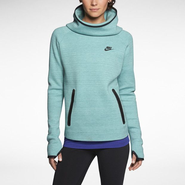 Nike Tech Fleece Hoodie V2 Women's Hoodie Totally want this ...