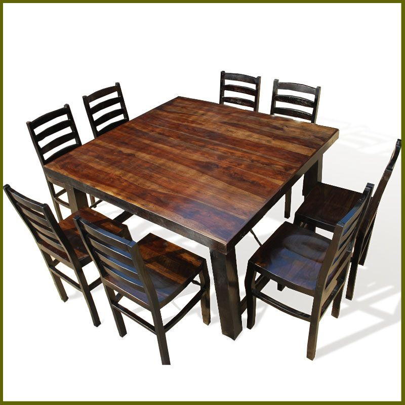 Formal Dining Table Maybe The 10 Person Table Square Kitchen