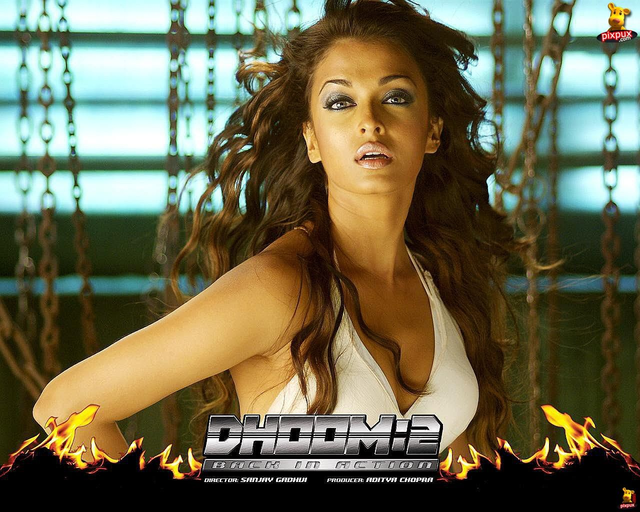 Aishwarya rai in dhoom 2 bollywood harem pinterest - Aishwarya rai coup de foudre a bollywood ...
