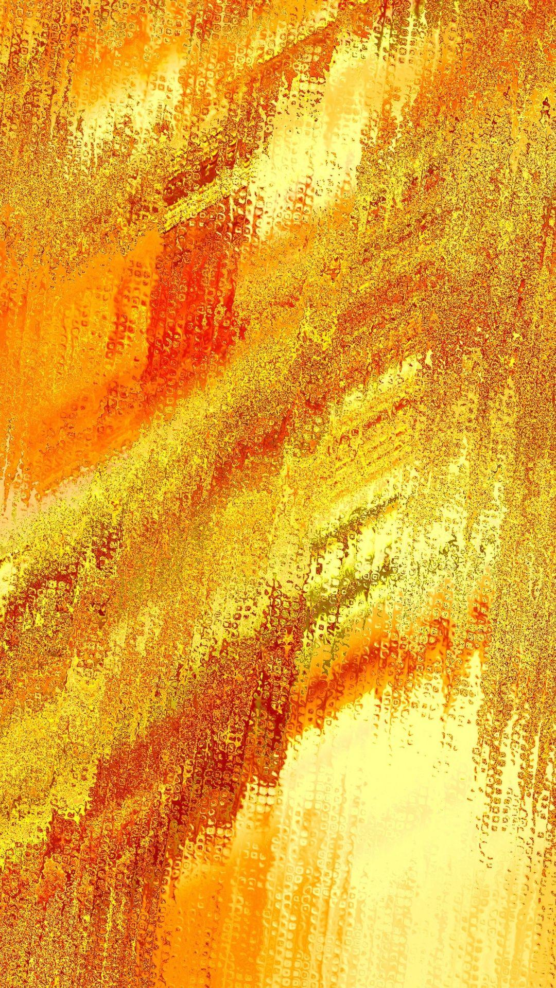 Darker orange shades have a mature, sophisticated appeal,. Texture, distorted, orange, fractal, pattern, 1080x1920 ...