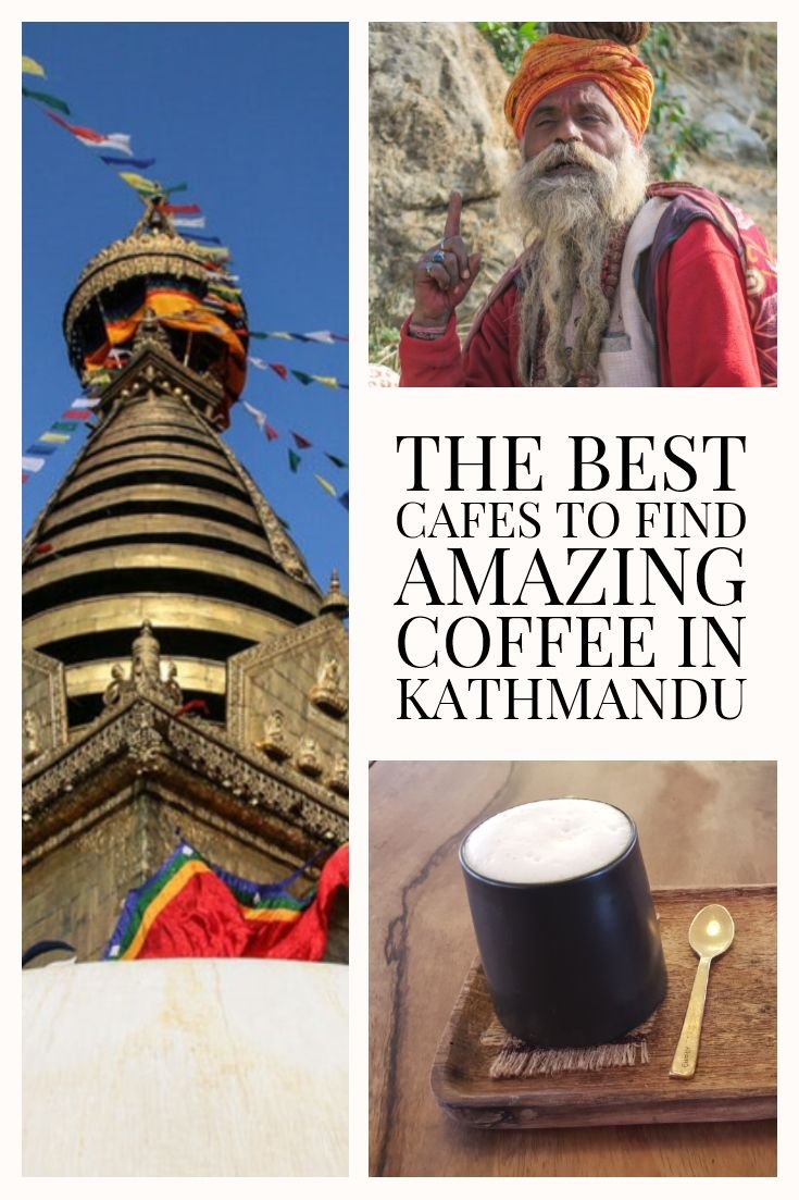 The best cafes to find great coffee in Kathmandu