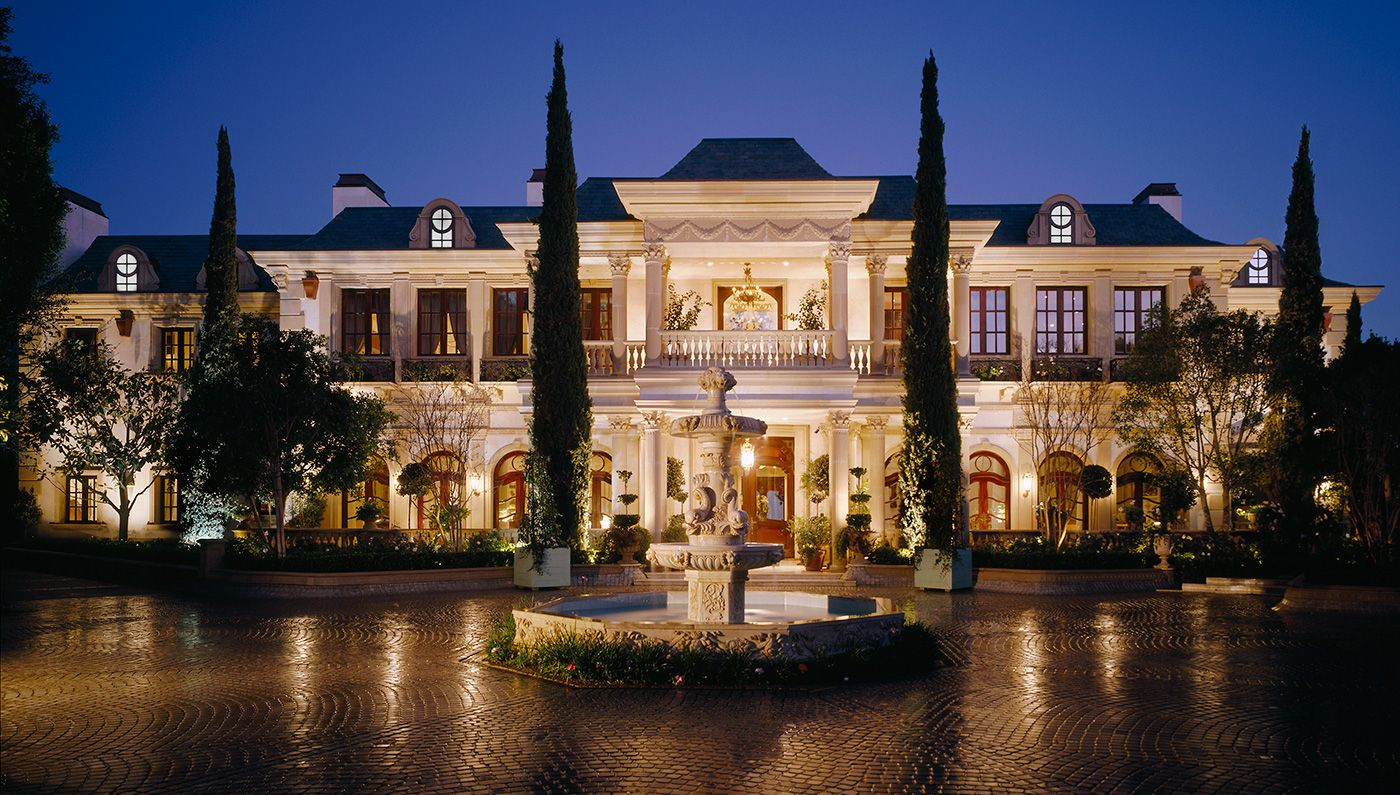 This 48,000-Square-Foot Bel Air Mansion Is on the Market for $85 Million | Real Estate