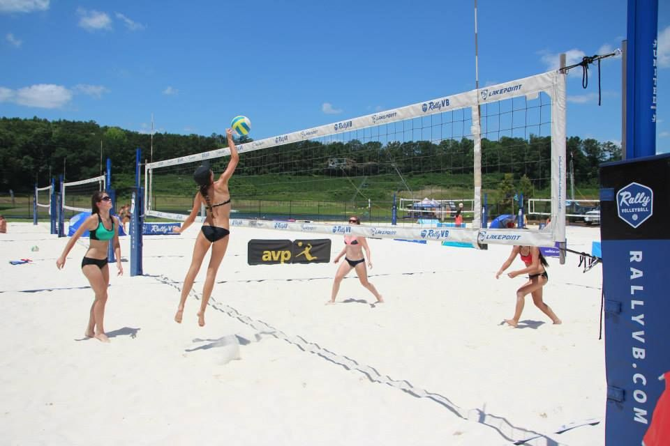 Sand Volleyball at LakePoint | Teams of LakePoint