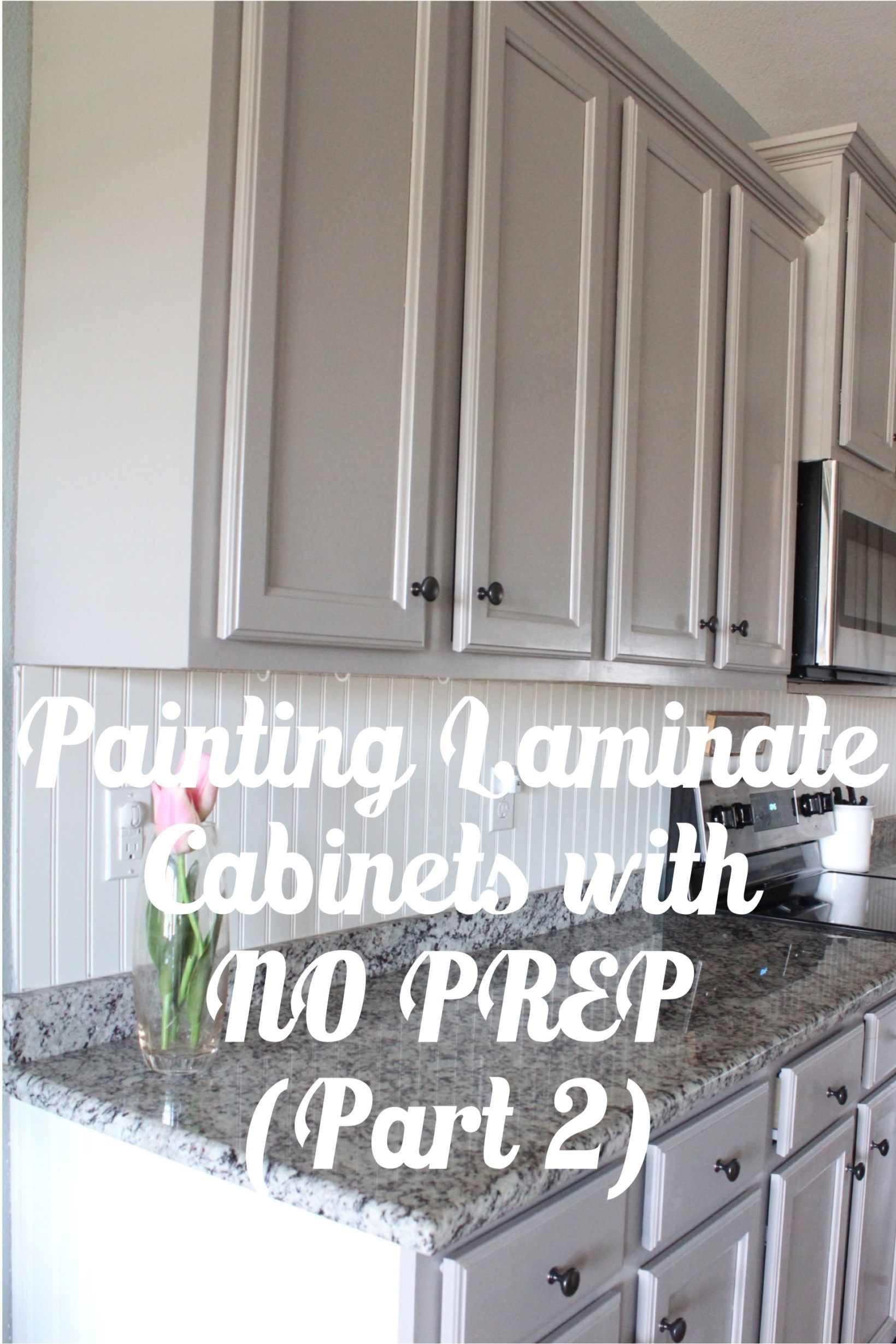 Painting Kitchen Cabinets Without Primer Laminate Cabinets Painting Laminate Kitchen Cabinets Painting Laminate Cabinets