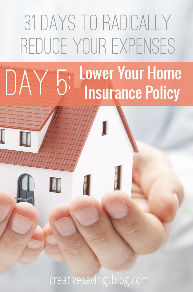 Don't let your home insurance policy become a once-and ...