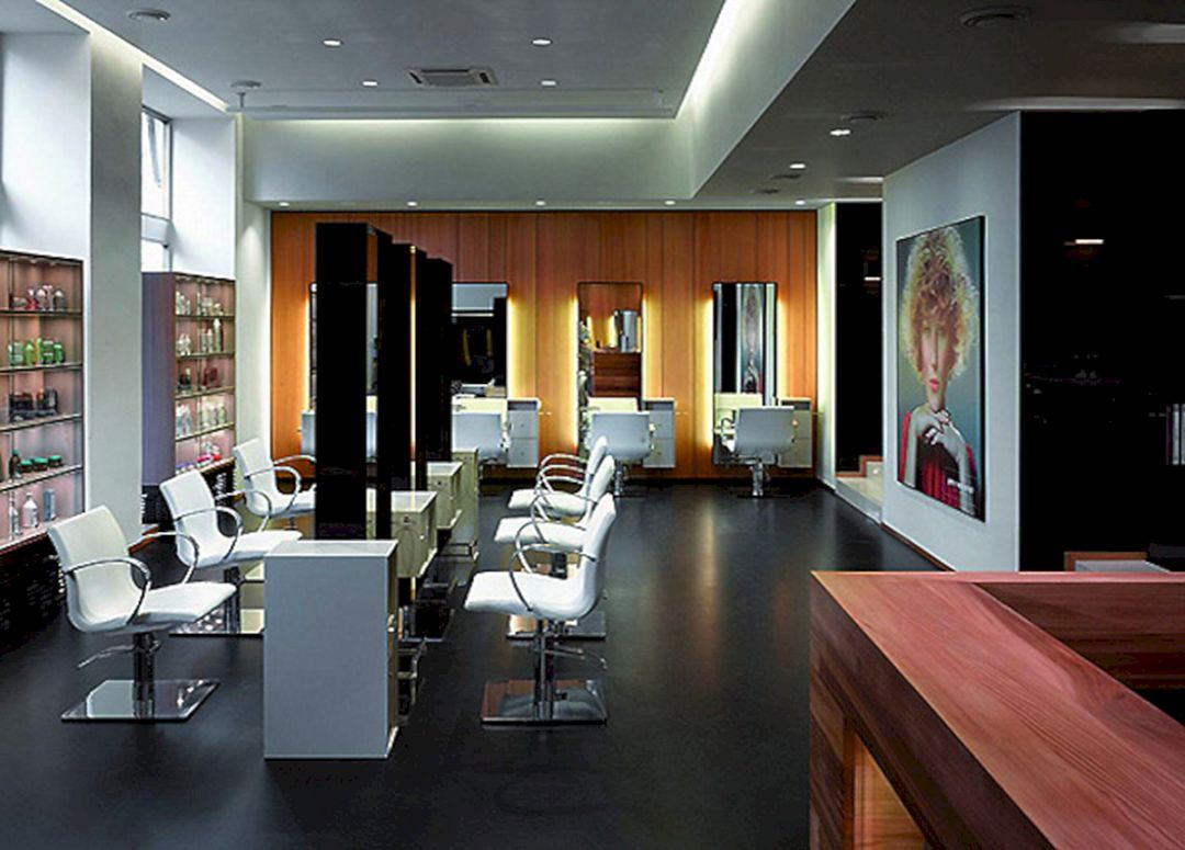 Top beautiful design and layout for the perfect salon interior https decoredo also rh pinterest