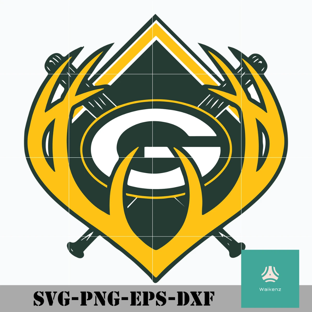 Packers Baseball Logo Svg Green Bay Packers Svg Packers Svg Packers Waikenz Trong 2020