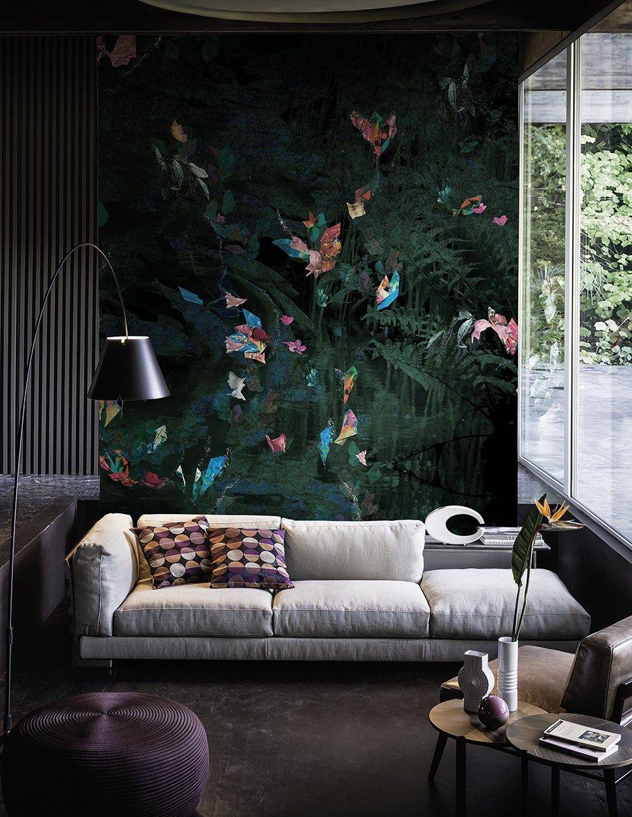 Wall&Deco - Design Tapeten Kollektion 2017 | Mustertapete ...