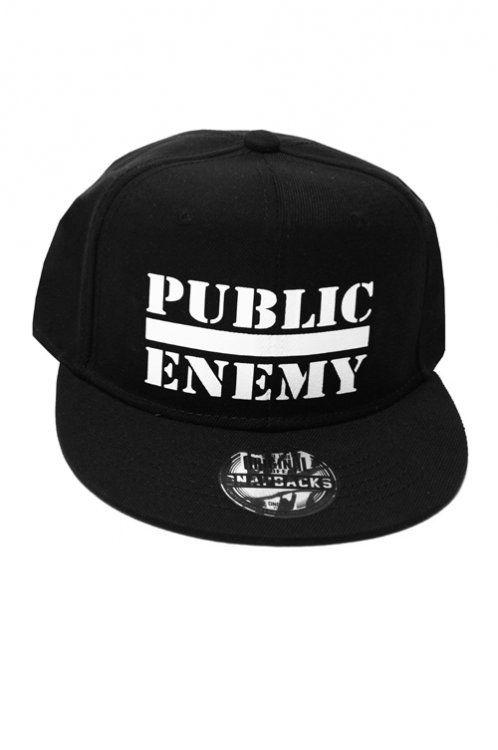3a069d84cd Public Enemy Snapback kšiltovka