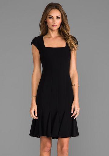 2fefca7d4d44 Un clásico imperdible en tu closet, un vestido negro tipo coctel ...