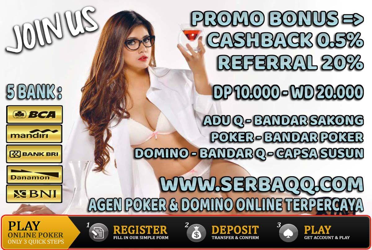 SERBAQQ.NET BANDAR SAKONG ONLINE UANG ASLI INDONESIA