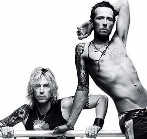 duff mckagan and scott weiland velvet revolver - Google Search