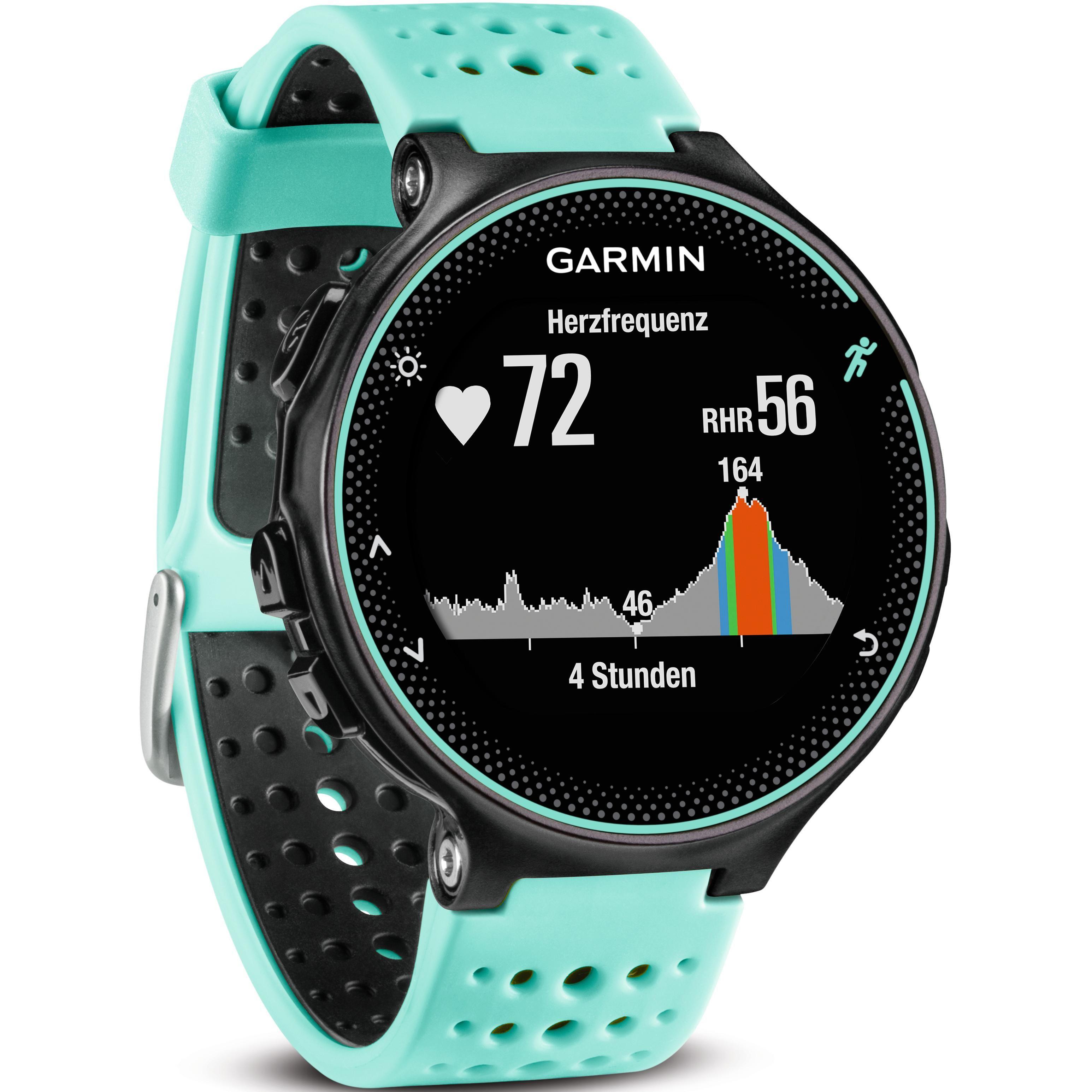 Garmin Forerunner 35 GPS-Laufuhr Herzfrequenzmessung am Handgelenk