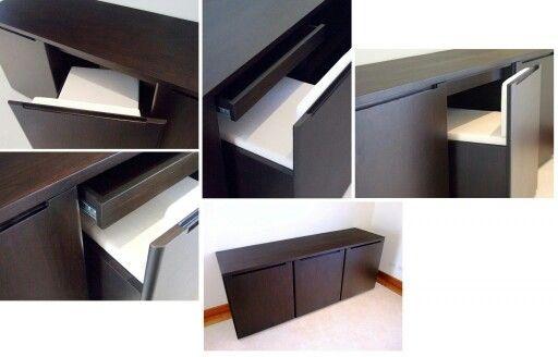 Another hidden desk chair