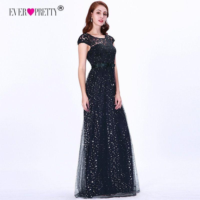Prom Dresses Long 2018 Ever Pretty EZ07650 Women's Elegant ...