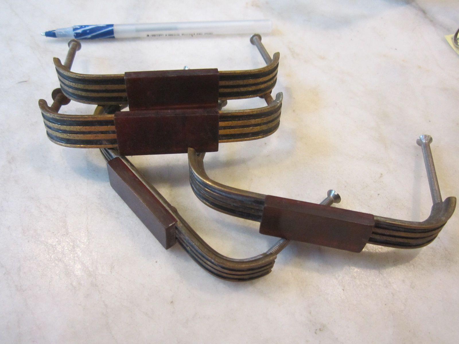 drawer picked tag drawers unagusta pulls brass dresser vintage tall