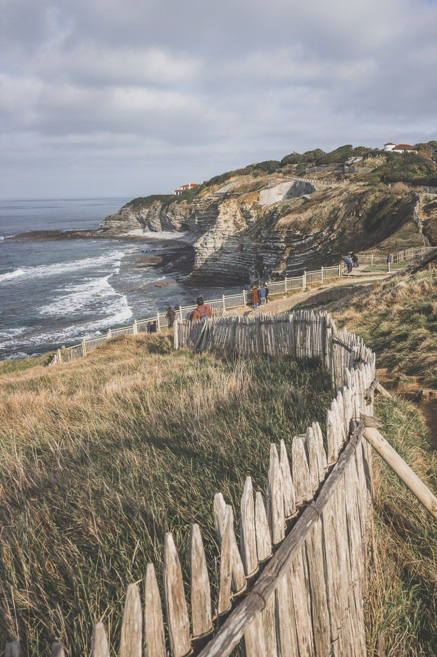 Un weekend sur la côte basque itinéraire touristique