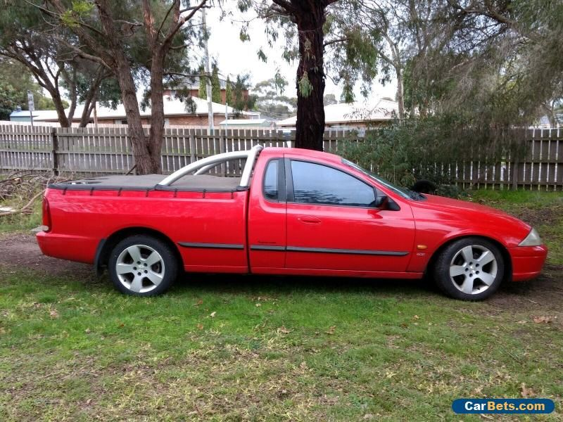 Car For Sale Ford Au Ute