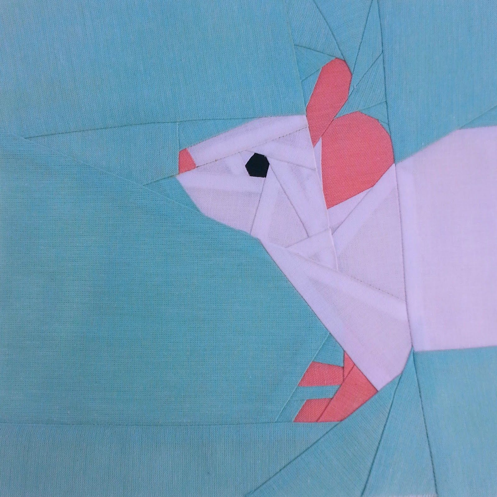 Woodland Quilt-Along - The Mouse | The Tartankiwi