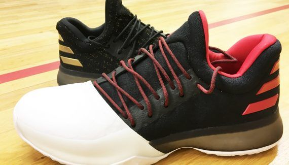 Test de chaussures – La adidas Harden Vol.1 de James Harden - James Harden 6f1be6912