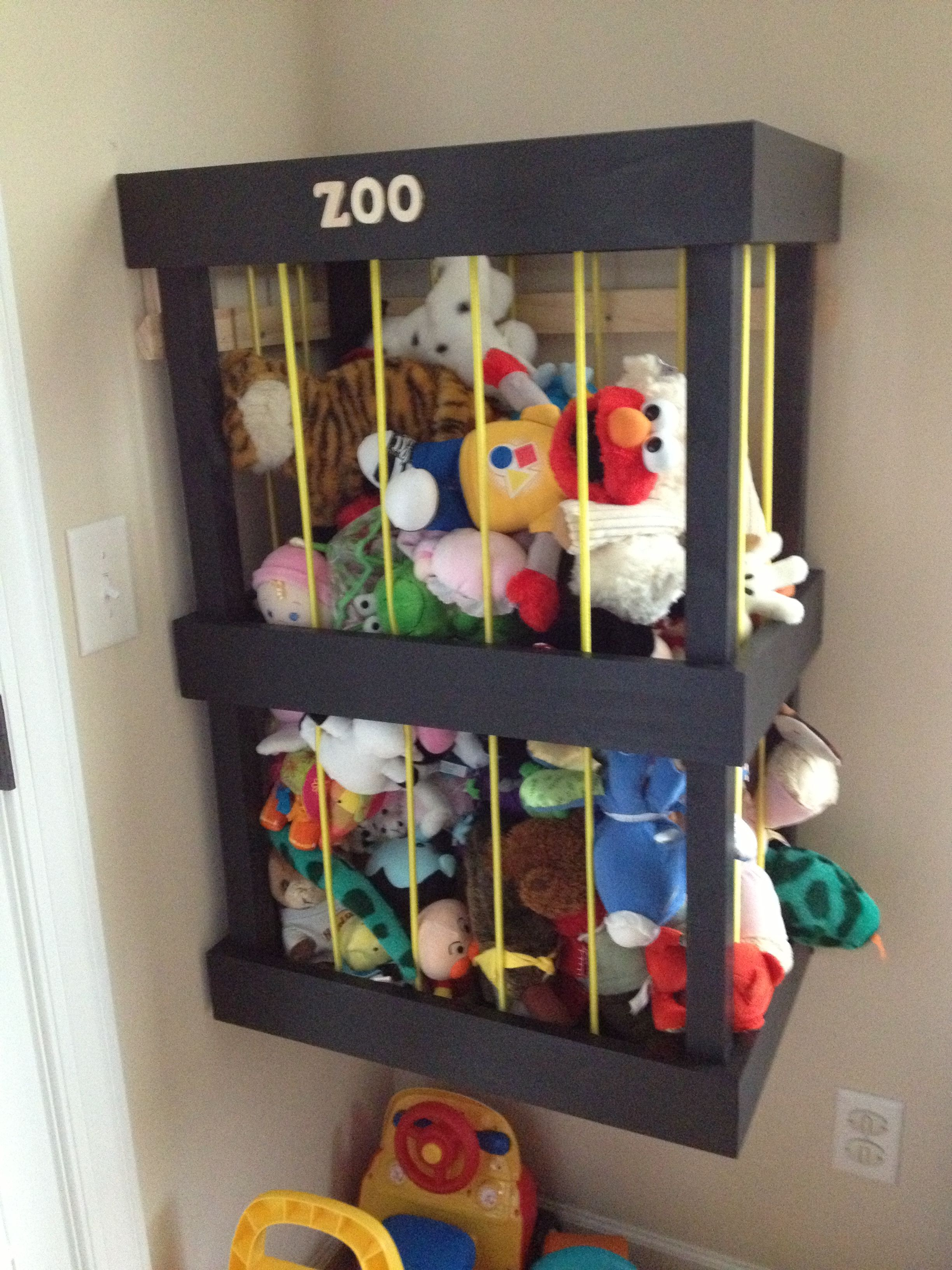 Stuffed Animal Bin Kids Playroom Playroom Finding A New Hobby