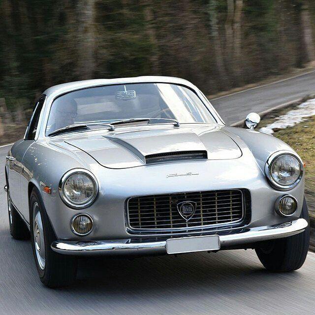 1963 Lancia Flaminia Sport 3C 2.8 by Zagato | Alfa Romeo - FIAT ...