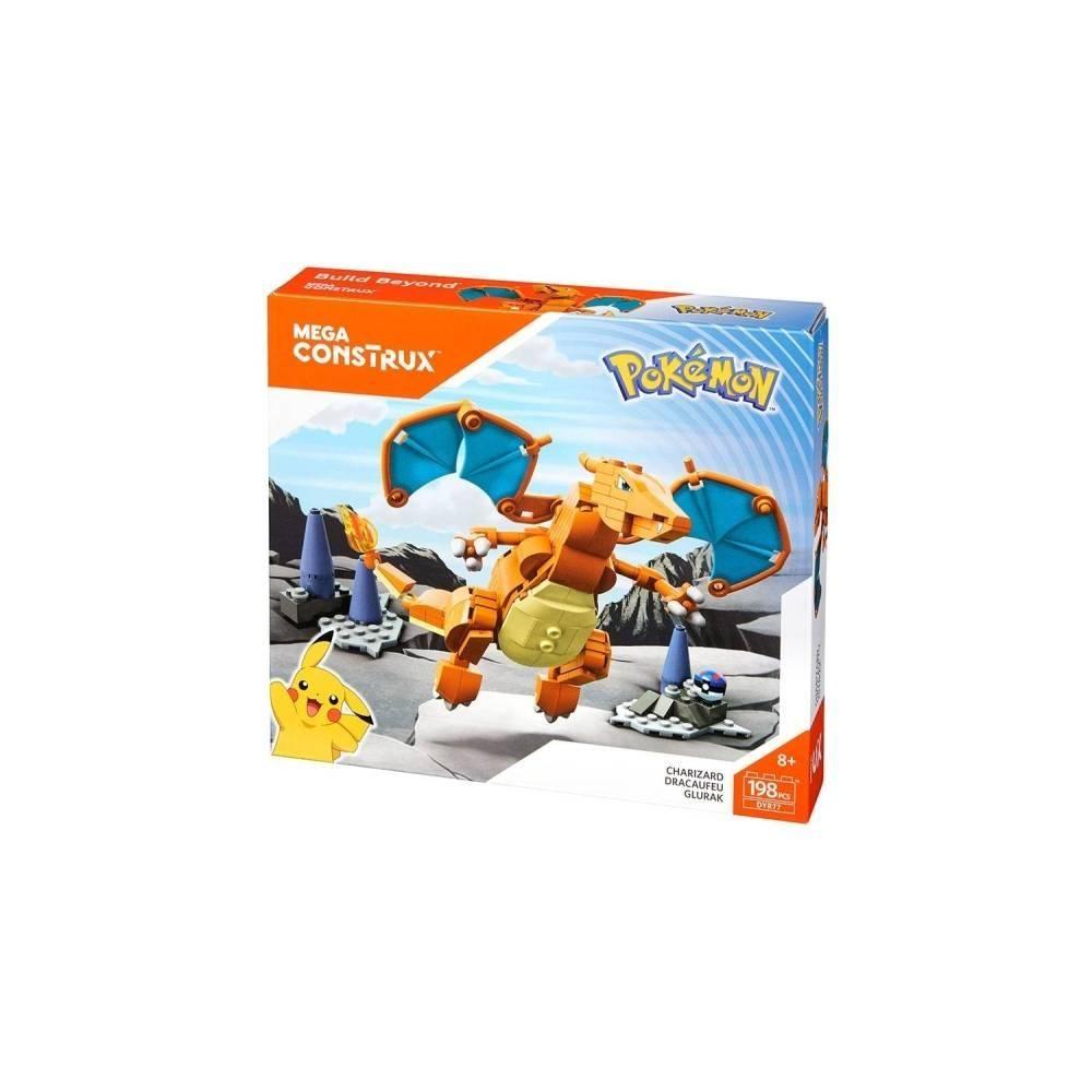 Walmart Mexico Walmart Mexico Charizard Mega Construx Pokemon  # Muebles Pokemon