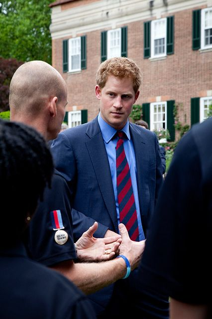 Prince Harry! Gorgeous