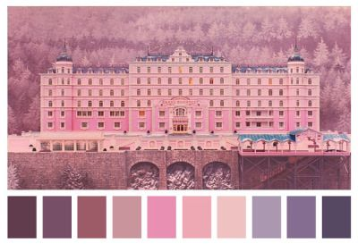 wes anderson color palette | Tumblr | deco in 2019 | Wes