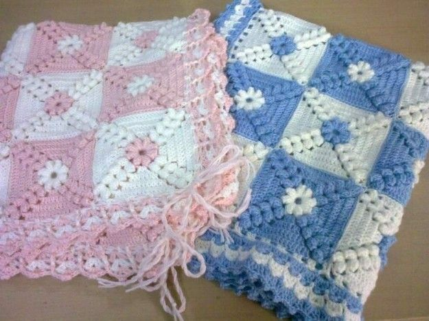 Mantas de lana para bebés: Fotos de modelos | Mantas de lana