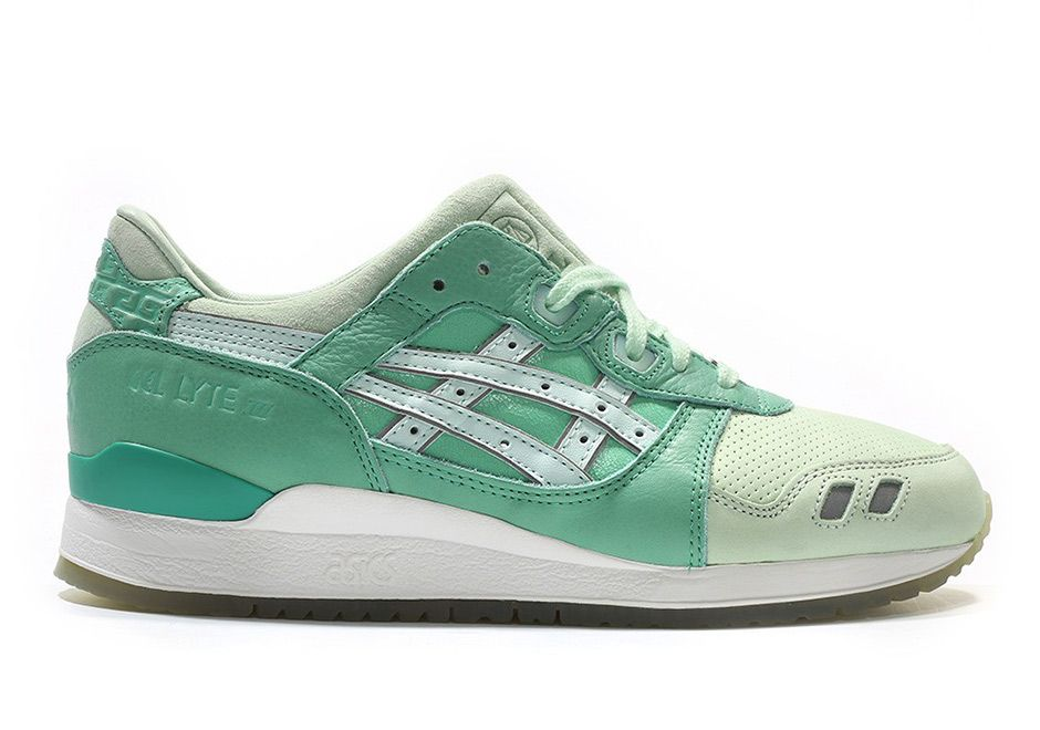 "Highs and Lows x Asics Gel Lyte III ""Silver Screen"""